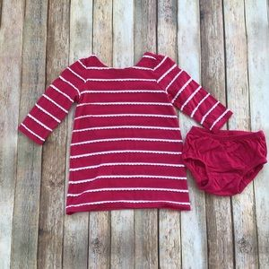 Gap Dress and Bloomers